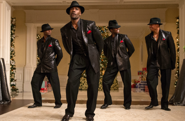 The Best Man Holiday dance