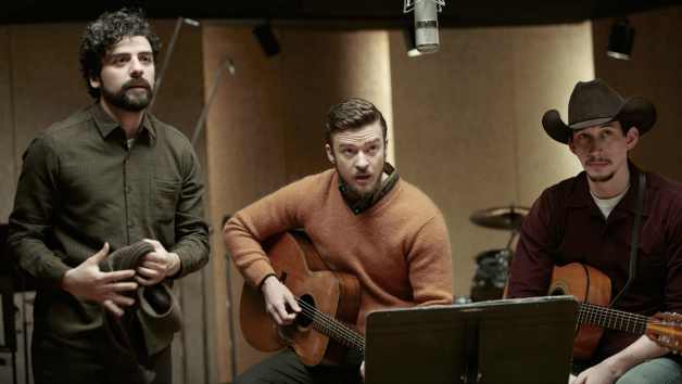 Inside Llewyn Davis novelty recording