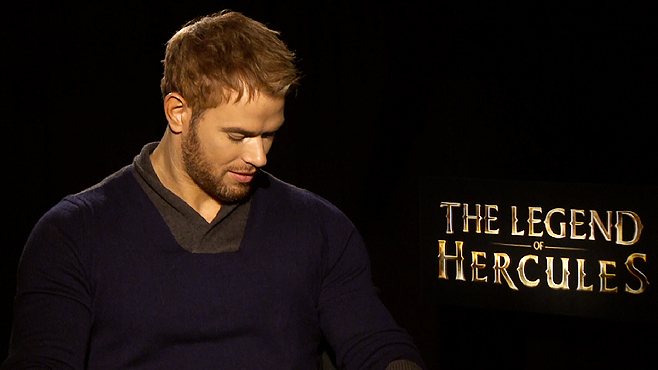 The Legend of Hercules Kellan Lutz
