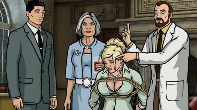 Skinny pam from archer porn-1273