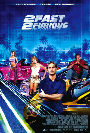 Fast 2 poster