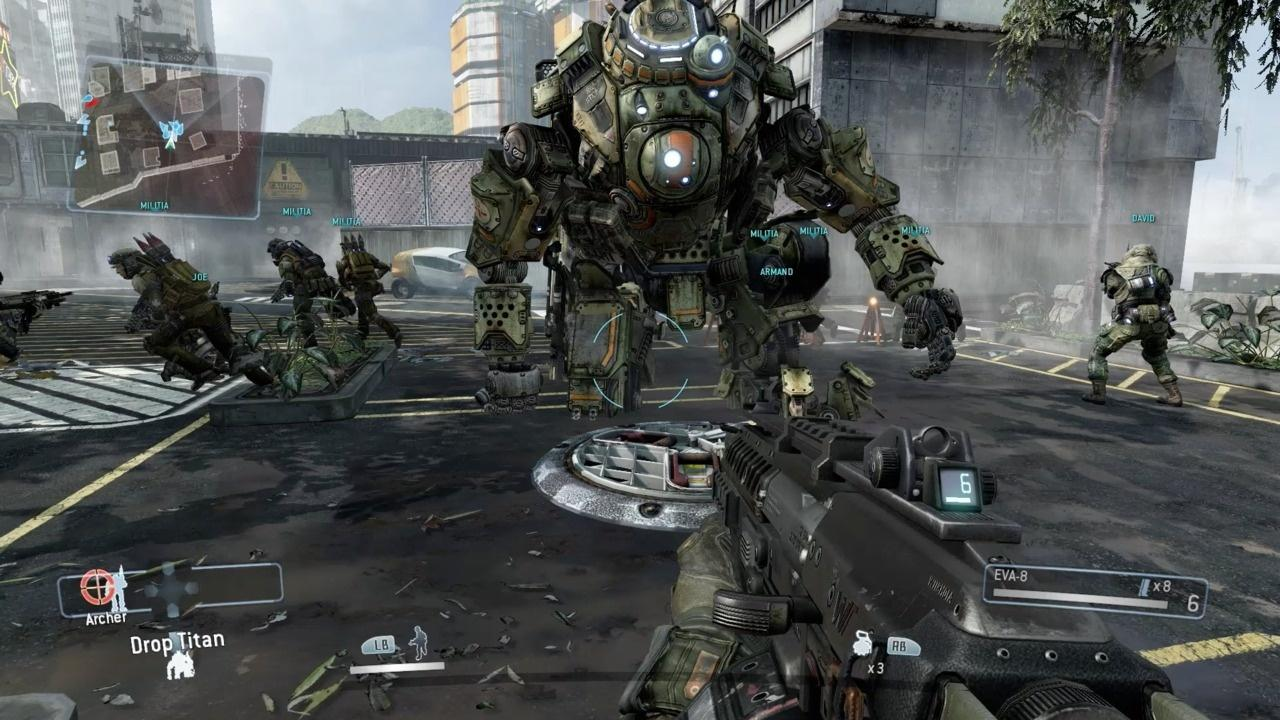Titanfall's Bots are a Problem Thanks to Insufficient Max Player