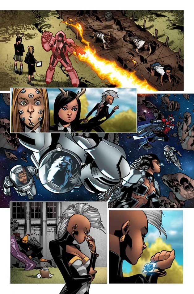 Wolverine and the X-Men #1 P2