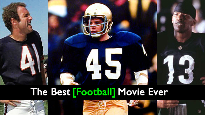 The Best Football Movie Ever