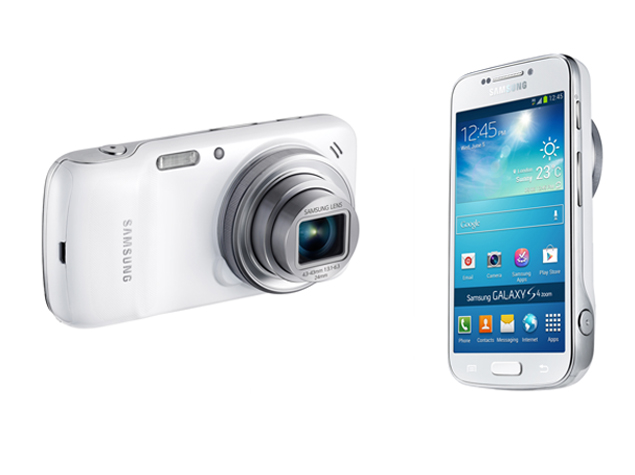 Samsung Galaxy K Cameraphone Leaked Image Revealed
