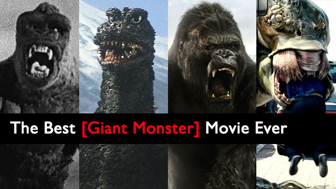 The Best Giant Monster Movie Ever