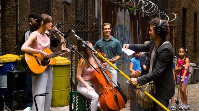 Begin Again Movie
