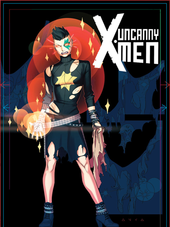 Dazzler Gets A Redesigned Costume In Uncanny X Men 24