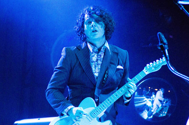 Jack White by Johnny Firecloud