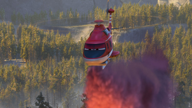 Planes Fire and Rescue Ed Harris