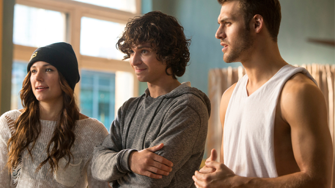 Step Up All In Briana Evigan Adam Sevani Ryan Guzman