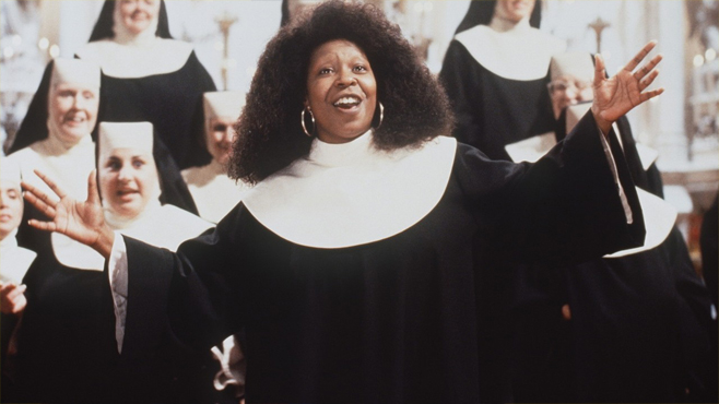 Whoopi Goldberg Sister Act