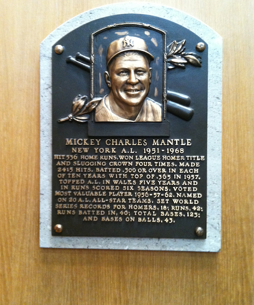 mickey mantle 11