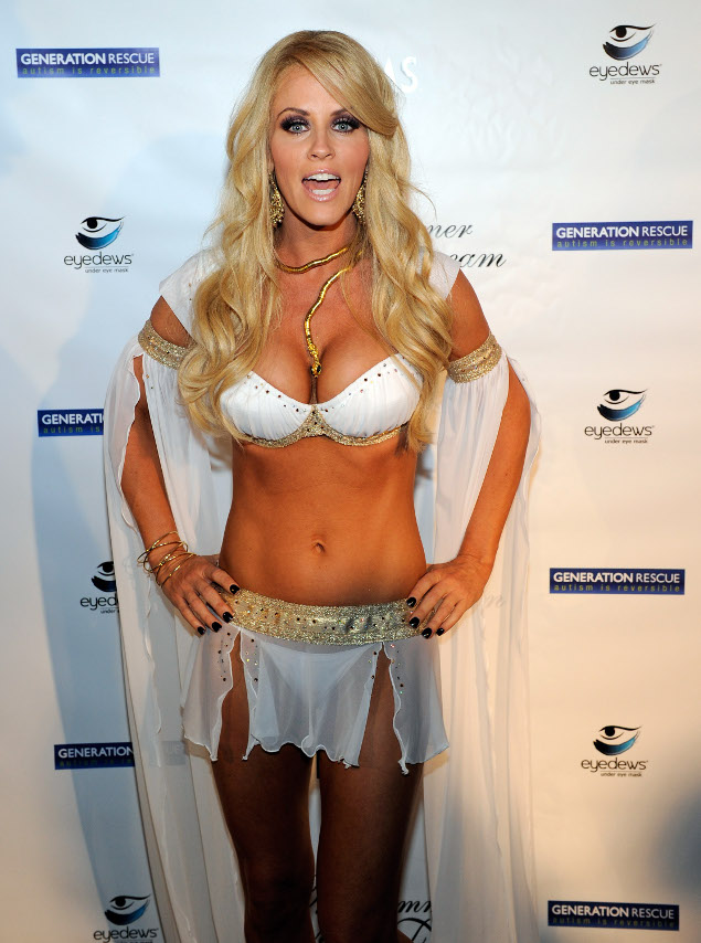 Jenny mccarthy totally nude