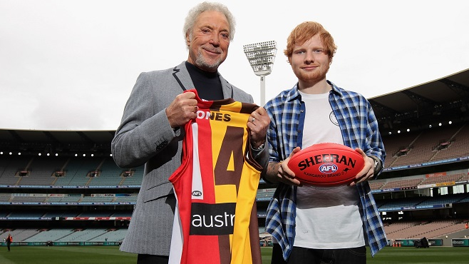 AFL Grand Final Entertainment Media Opportunity