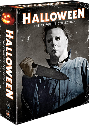 Halloween The Complete Collection Blu-ray