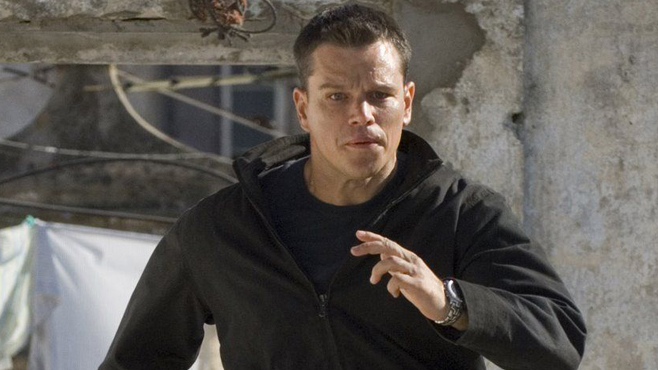 Matt Damon The Bourne Ultimatum Bourne 5