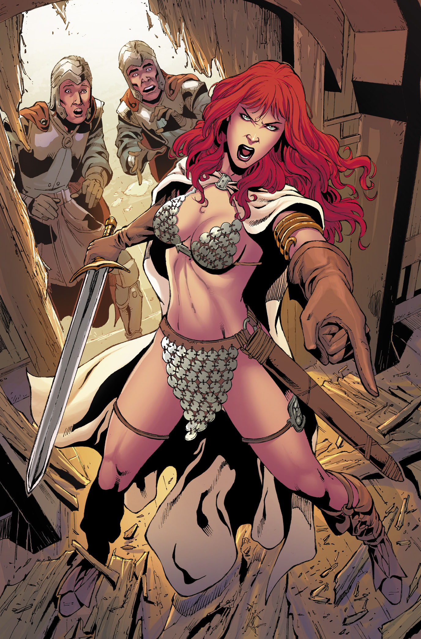 Red Sonja 12 Page 2