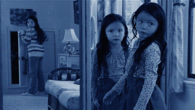 Paranormal Activity 3 Horror Prequels