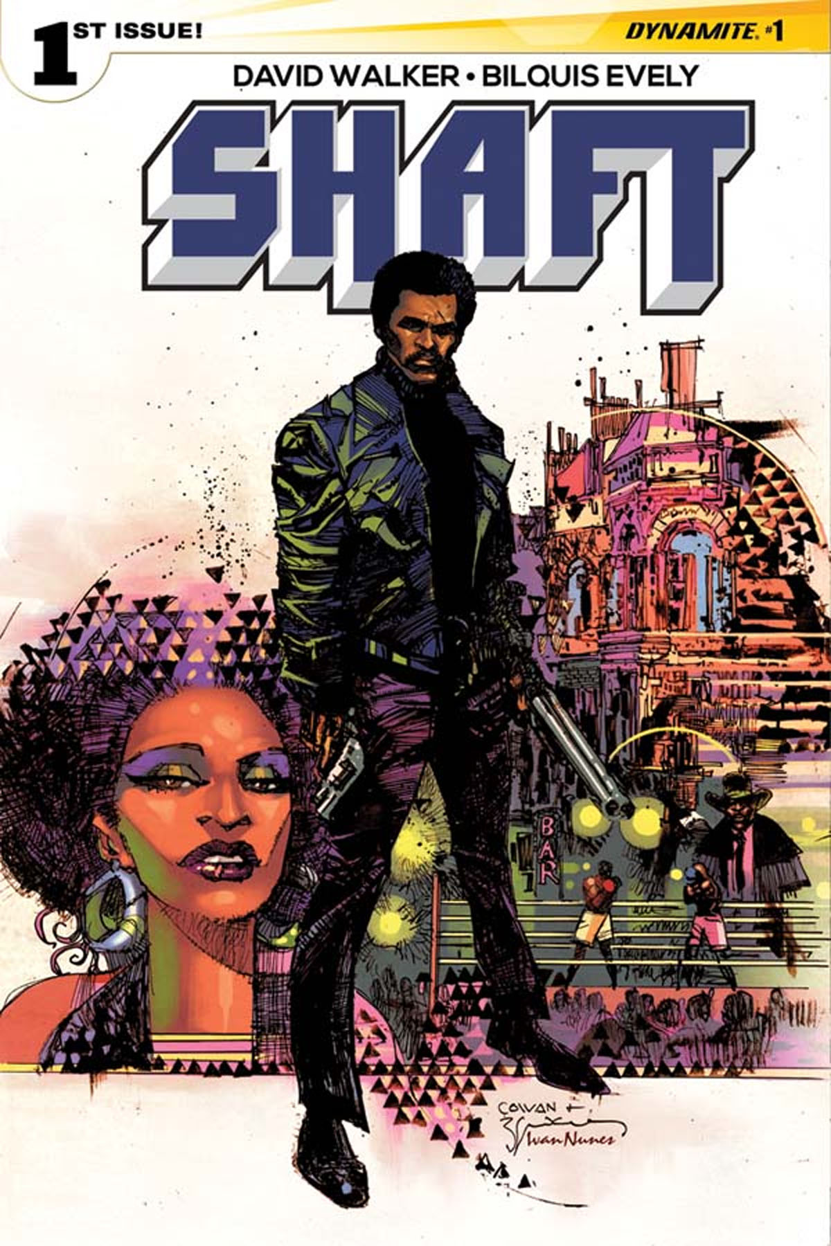 Shaft 1 Cover 2