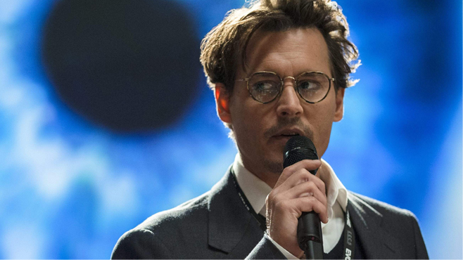 Transcendence Johnny Depp 2014 Movies We've Already Forgotten About