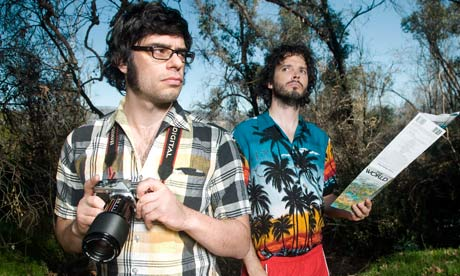 Flight Of The Conchords Planning 2015 Tour