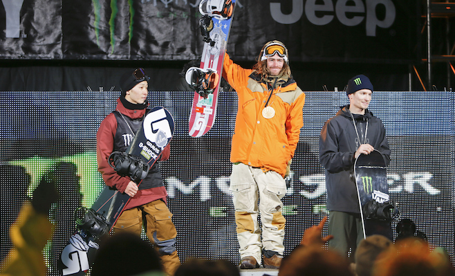 Winter X-Games 2015 Aspen - Men's Snowboard Superpipe Final