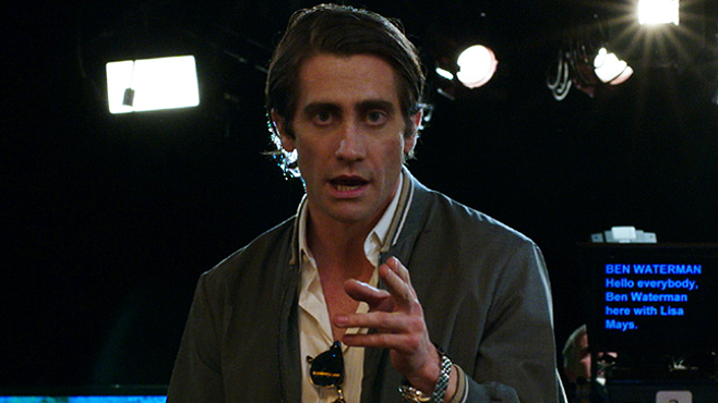 Nightcrawler Jake Gyllenhaal Coolest Best Screenplay Nominees