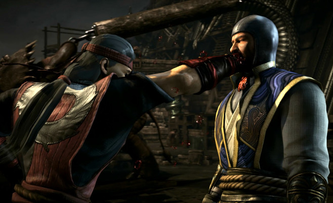 New Mortal Kombat X Trailer Reveals Undead Liu Kang And The
