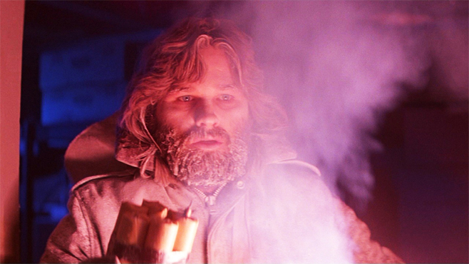 The Thing Kurt Russell