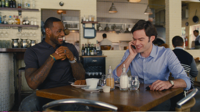 Trainwreck LeBron James Bill Hader