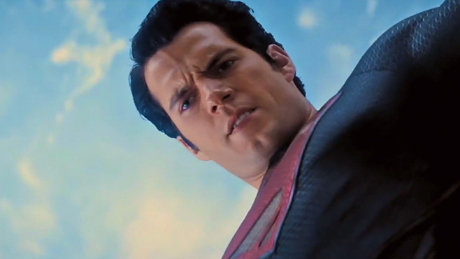 Man of Steel in Color Superman Henry Cavill