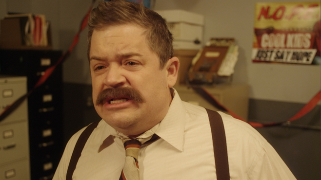 Dude Bro Party Massacre III Patton Oswalt