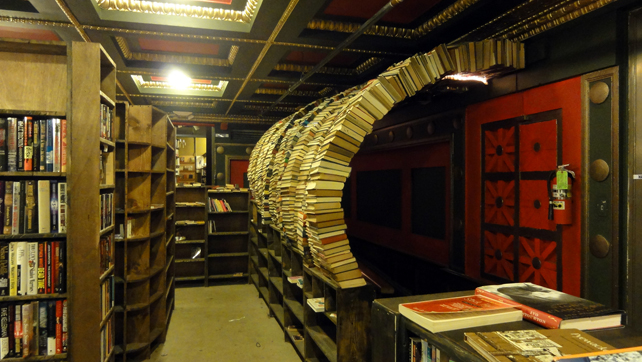 The Last Bookstore Book Labyrinth-CR