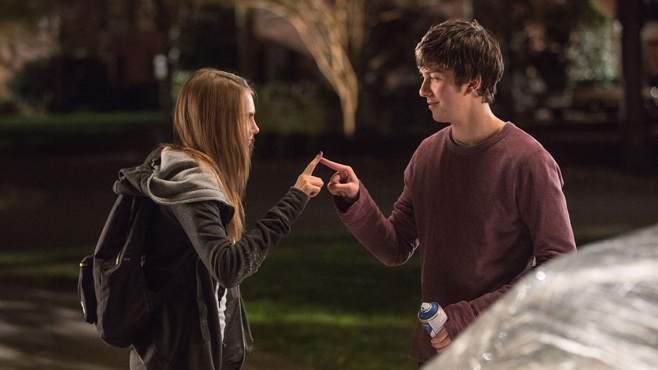 Paper Towns Cara Delevingne Nat Wolff