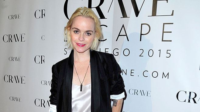 Taryn Manning At Crave Escape 2