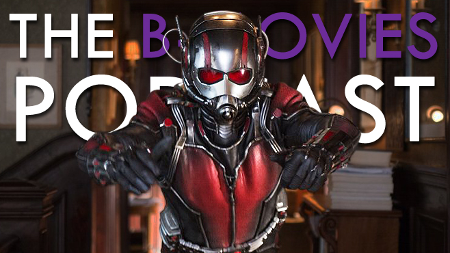 The B-Movies Podcast Ant-Man