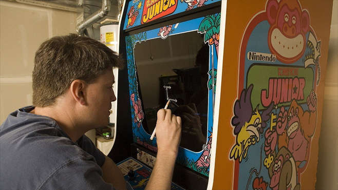 The King of Kong Fistfull of Quarters