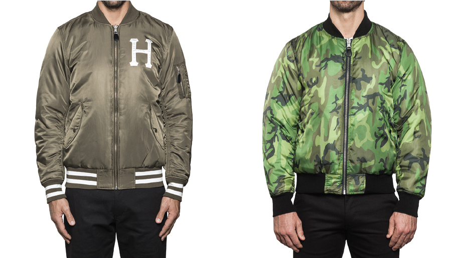 really cheap first look competitive price HUF Fall 15 Apparel Delivery 2