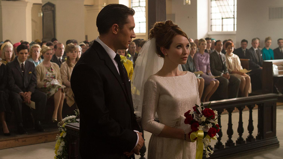 Tom Hardy Legend Emily Browning