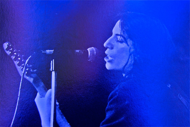 Patti Smith by Jim Jocoy