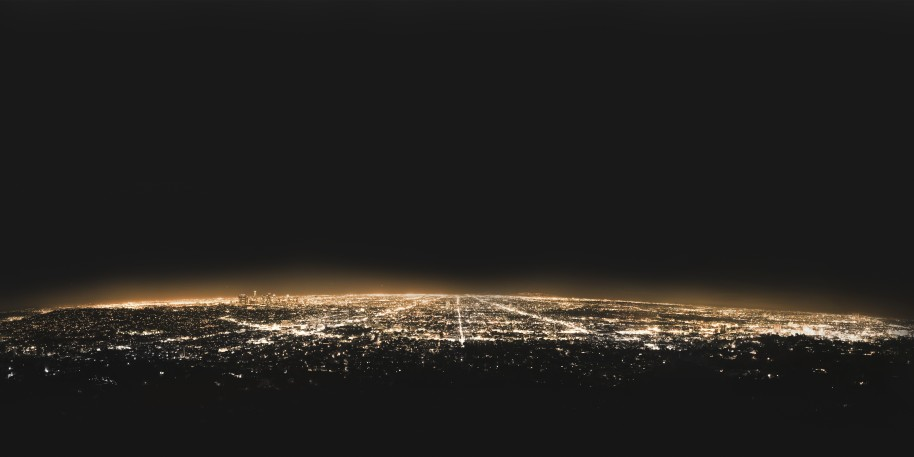 Los Angeles © Andreas Gursky