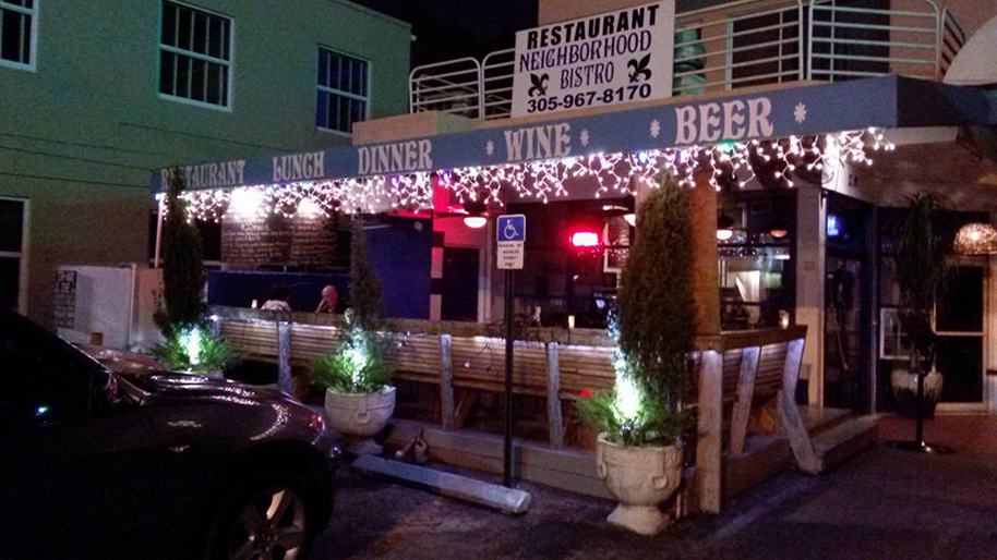 Neighborhood Bistro Miami