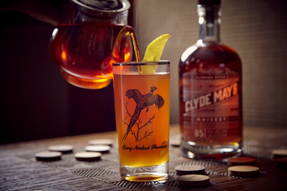 Clyde May's Hot Toddy 3