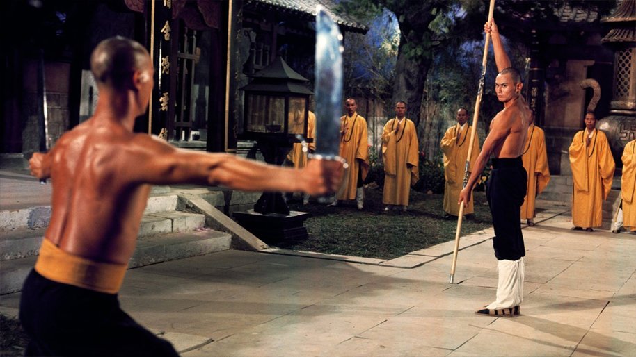 The Best Martial Arts Movies - The 36th Chamber of Shaolin