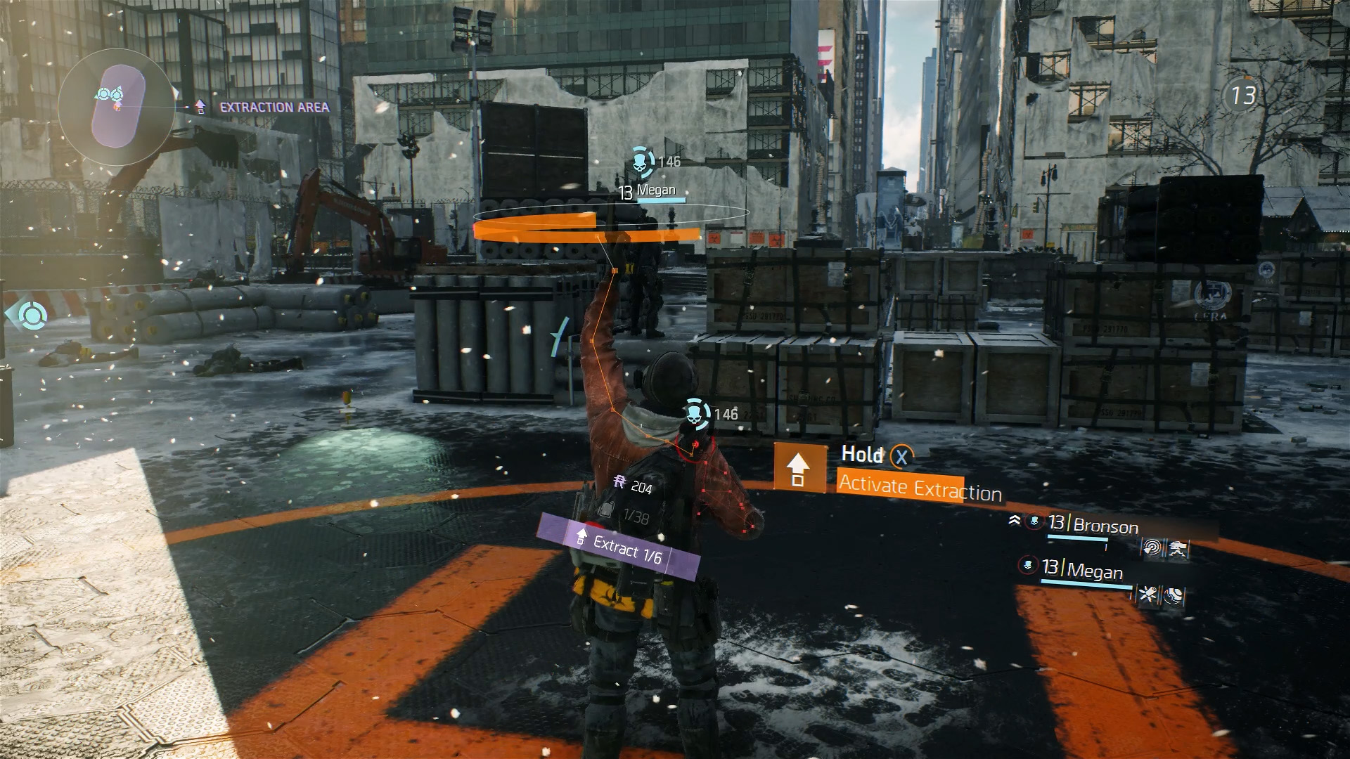 TheDivisionExtraction