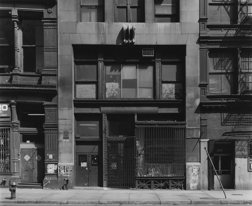 bdav-310 652 broadway, new york, 1976