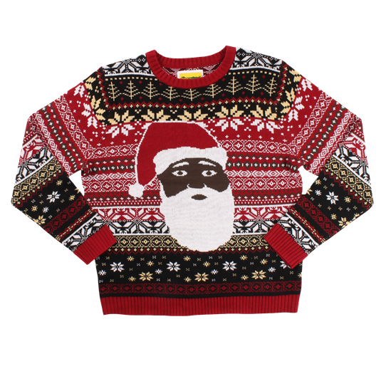Giveaway Win An Awesomely Awful Christmas Sweater From The Night