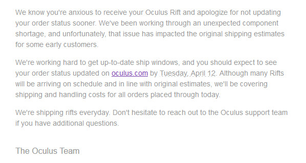 OculusEmail
