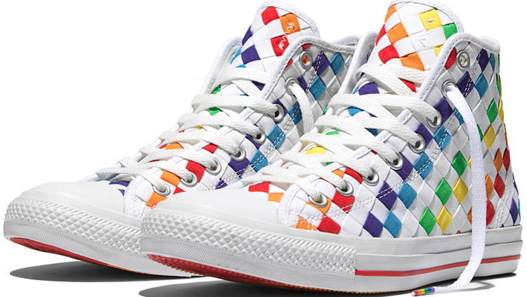 4bae4b13570d0f Converse Celebrates Inclusion with All Star Pride Collection - Mandatory